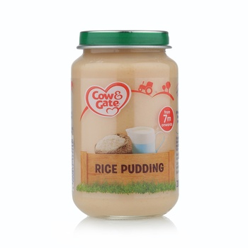 Cow & Gate Rice Pudding 200g