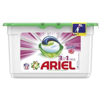 Ariel Capsules Wtd 15'S