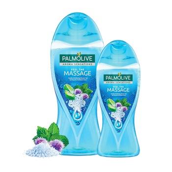 Palmolive Shower Gel Mineral Massage 500ml + 250 ml