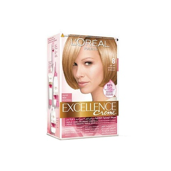 Loreal Excellence 8 Light Blonde
