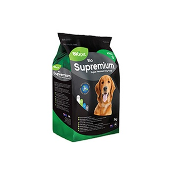 Biopet supremium adult dog food 3kg