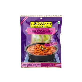Mothers Recipe Ready To Cook Goan Prawn Curry 80g