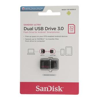 Sandisk Dual USB Drive 3.0 Dd2 32 GB