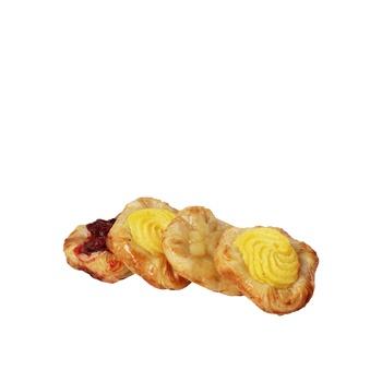 Assorted Mini Cream Filled Danish