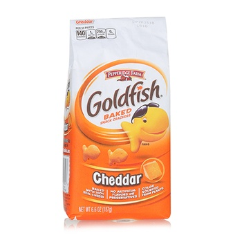 Pepperidge Farm Cheddar Gold Fish  6.6Oz.