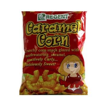 Regent Caramel Corn 60g