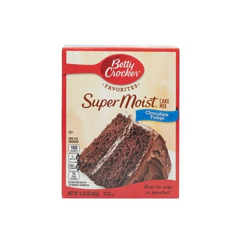 Betty Crocker Cake Mix  Chocolate Fudge  15.25 Oz.