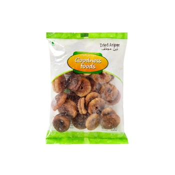 Goodness Food Dried Anjeer (Figs) 250g