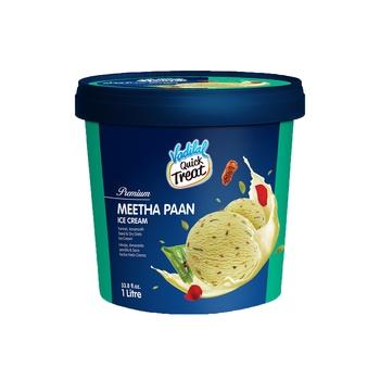Vadilal Meetha Pan Ice Cream 1 ltr