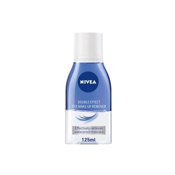 Nivea Double Effect Eye Make-Up Remover 125ml