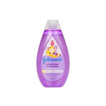 Johnson's Strength Drops Kids Shampoo 500ml