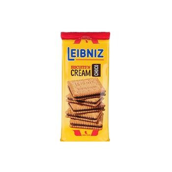 Bahlsen Leibniz Biscuits N' Cream Choco 228g