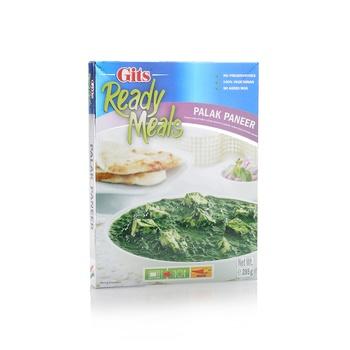 Gits Ready Meals Palak Paneer 285g