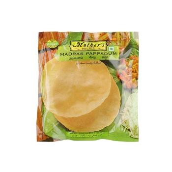 Mother Recipe Pappadam 100g