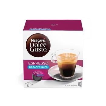 Nescafe Dolce Gusto Espresso Decaff 96g - Capsule