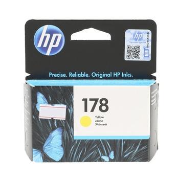 HP Cartridge 178 - Yellow Color