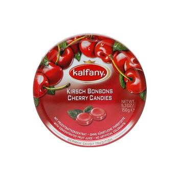 Kalfany Cherry Drops 150g