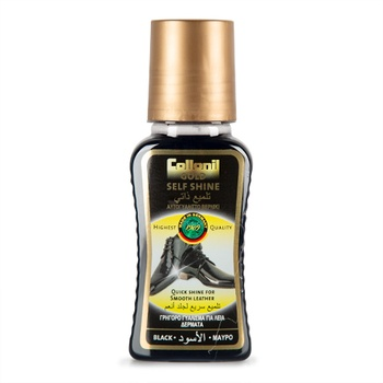 Collonil Gold Self Shine 125ml Black