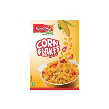 Kwality Corn Flakes Orig Cereal 375g