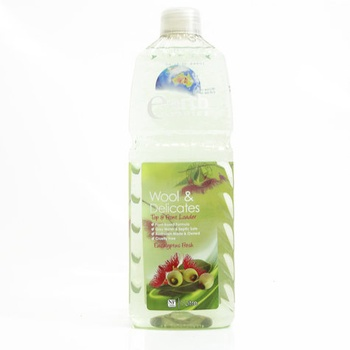 Earth Choice Wool & Delicates Eucalyptus Fresh 1ltr