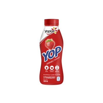 Yoplait Yop Strawberry Drinking Yoghurt 250 ml
