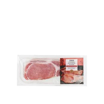 Tesco Smoked Back Bacon Rashers 300g