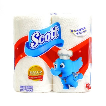 Scott Kitchen Towel 2pcs