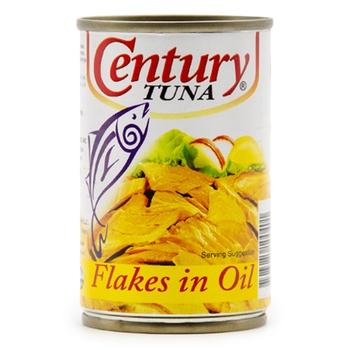 Century Tuna Flakes In Oil 155g