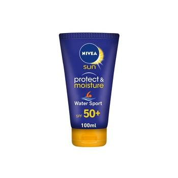 Nivea Sun Water Sport SPF 50 Sun Screen Lotion 100 ml