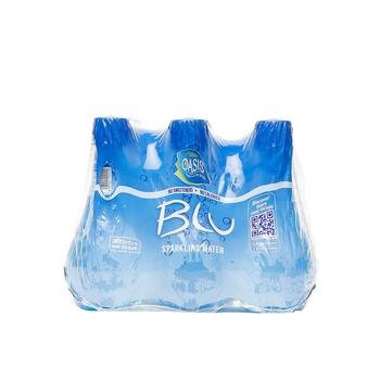 Oasis Blu Sparkling Water 250ml