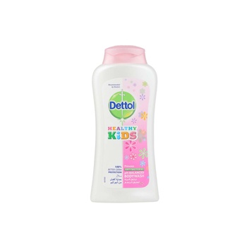 Dettol Healthy Kids Anti-Bacterial Body Wash Princess 250ml