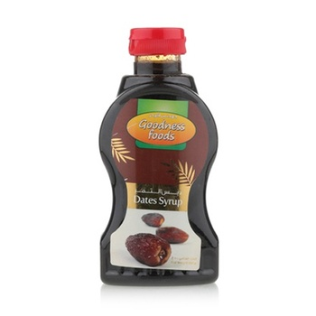 Goodness Foods Dates Syrup Bottel 500g
