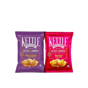 Kettle Cooked Assorted 2X150g