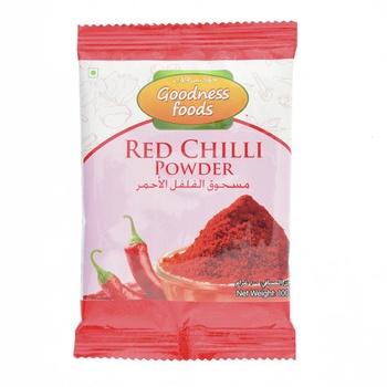 Goodness Foods Chilli Powder 100g