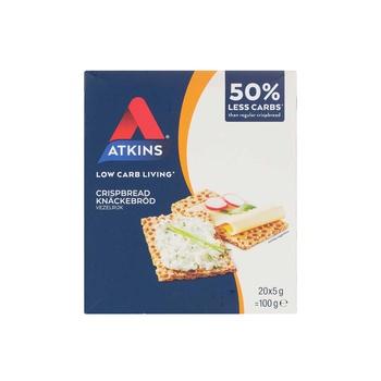 Atkins Crisp Bread 100g