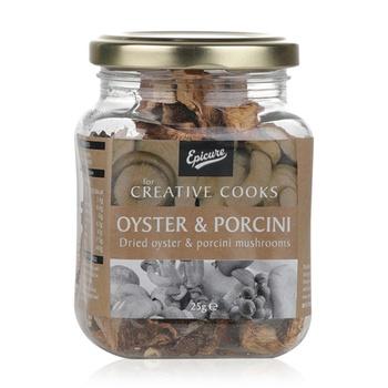Epicure Oyster & Porcini Mushroom 25g