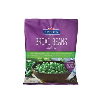 Emborg Broad Beans 450g