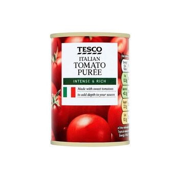 Tesco Tomato Puree In Can 142g