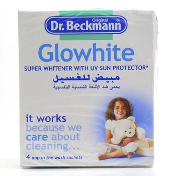 Dr. Beckmann Glowhite Super Whitener 4pcs