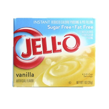 Jello Pudding & Pie Filling Vanilla 28g
