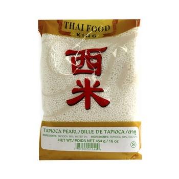 Thai Food Tapioca Pearl 454g