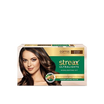 Streax Hair Color Black / Light / Coffee Brown Assorted Promo