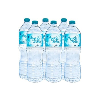 Aqua De Fonte 6X1.5 ltr