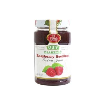 Stute diet jam raspberry 430g