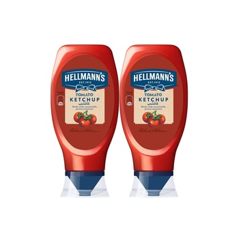 Hellmann'S Tomato Ketchup 2X480g