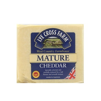 Lxf Mature Cheddar Cheese 200g
