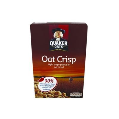 Quaker Oats Crisp 375g
