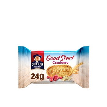 Quaker Good Start Cranberry 24g