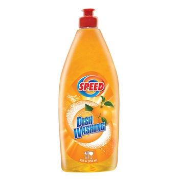 Speed Diswashing Liquid Orange Burst 750ml