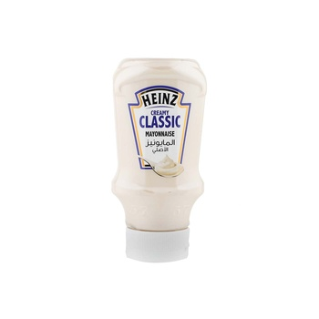 Heinz Creamy Classic Mayonnaise 400ml
